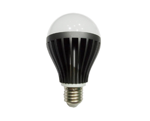 Waterproof LED bulb(Black)